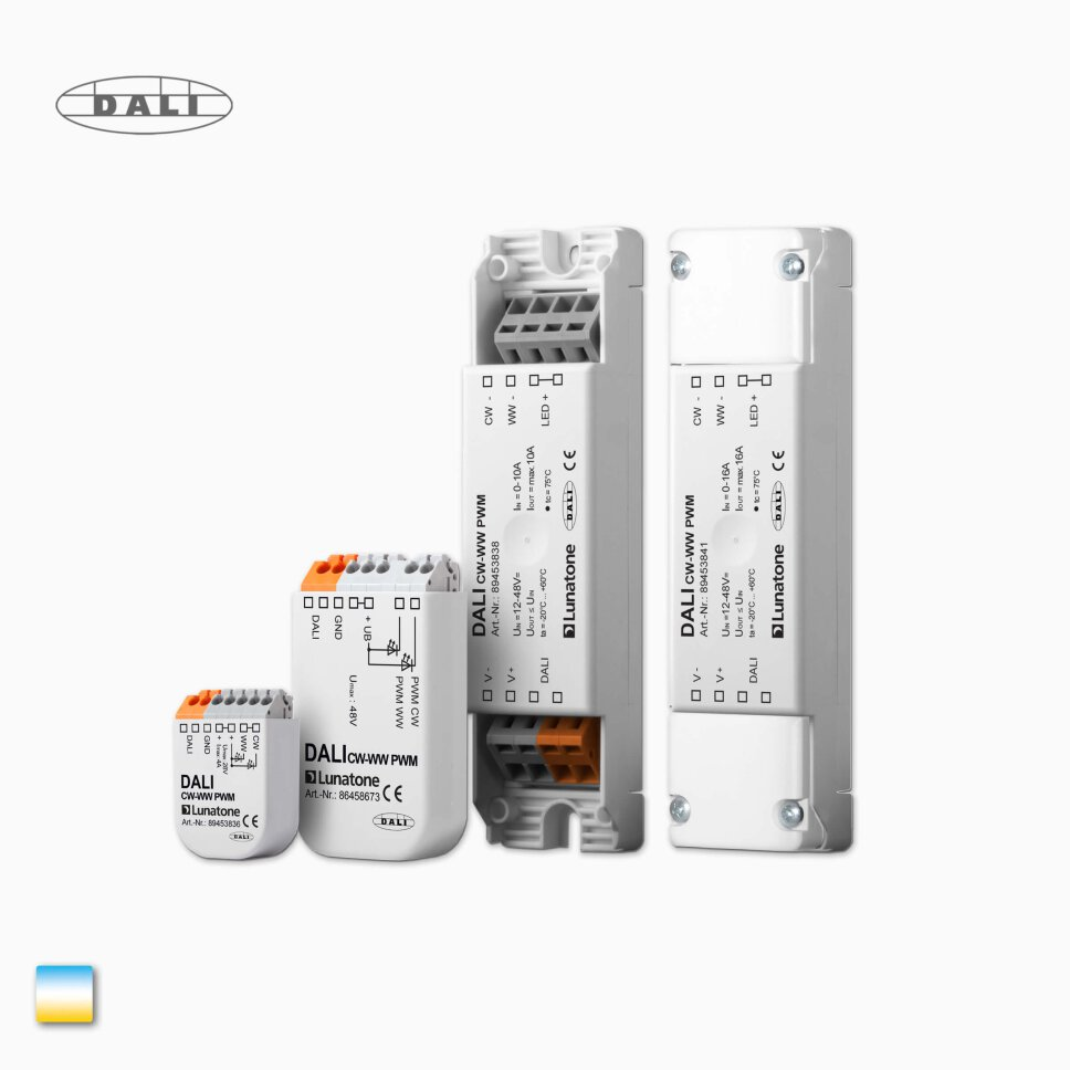 DALI CCT LED Dimmer CV DT8